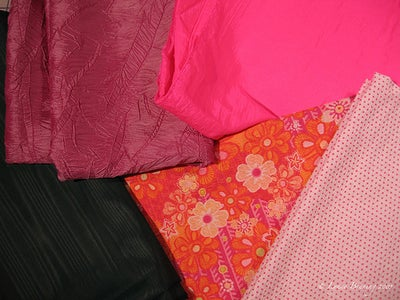 Select Your Fabrics With Care