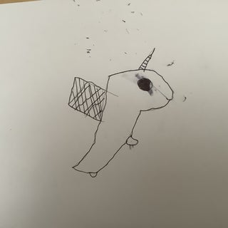 How to Draw Cute Baby Unicorn  Dragons