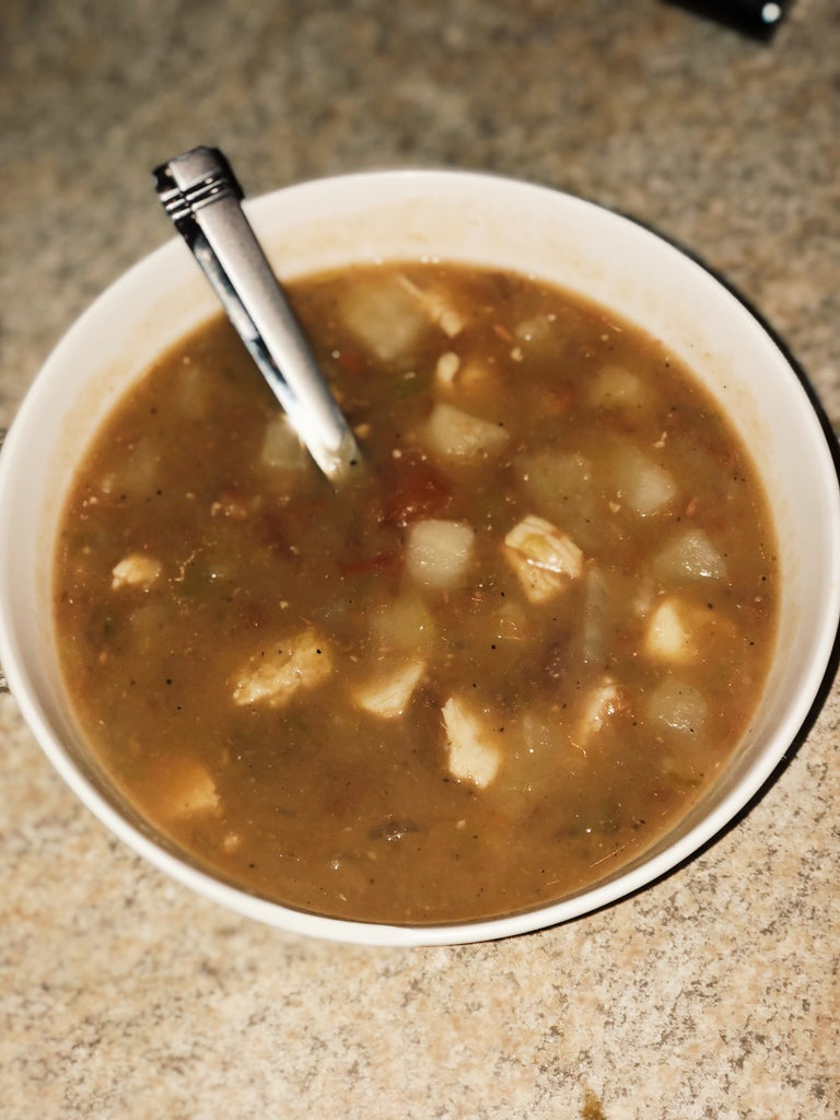 New Mexican Style Green Chile Stew