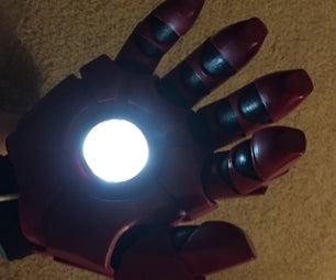 3D Printed: Iron Man Gauntlet