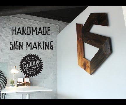 Custom Reclaimed Wood Sign