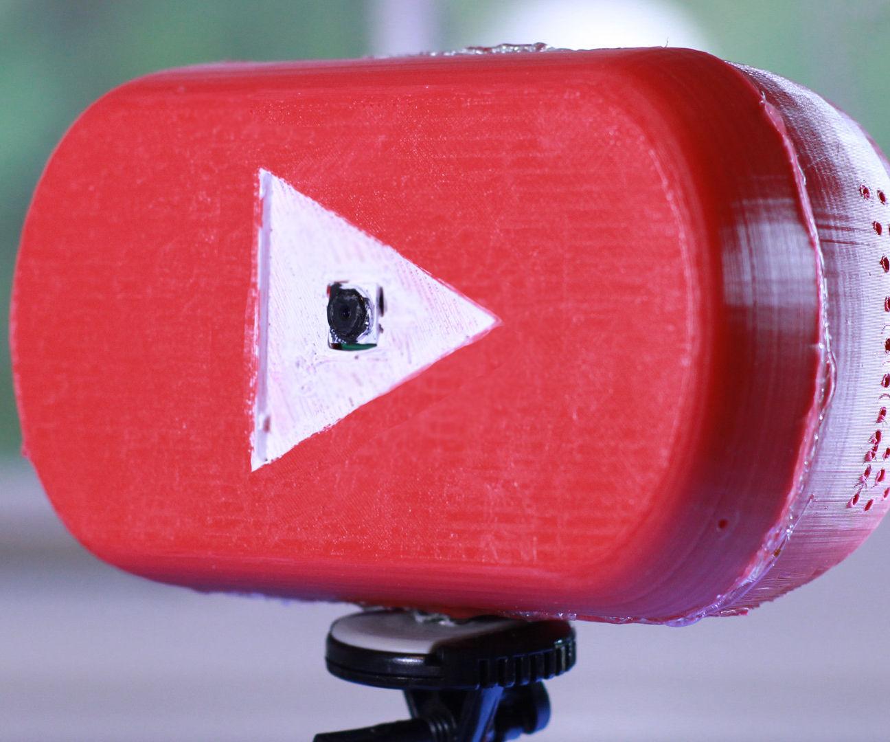 Youtube Live Streaming Camera