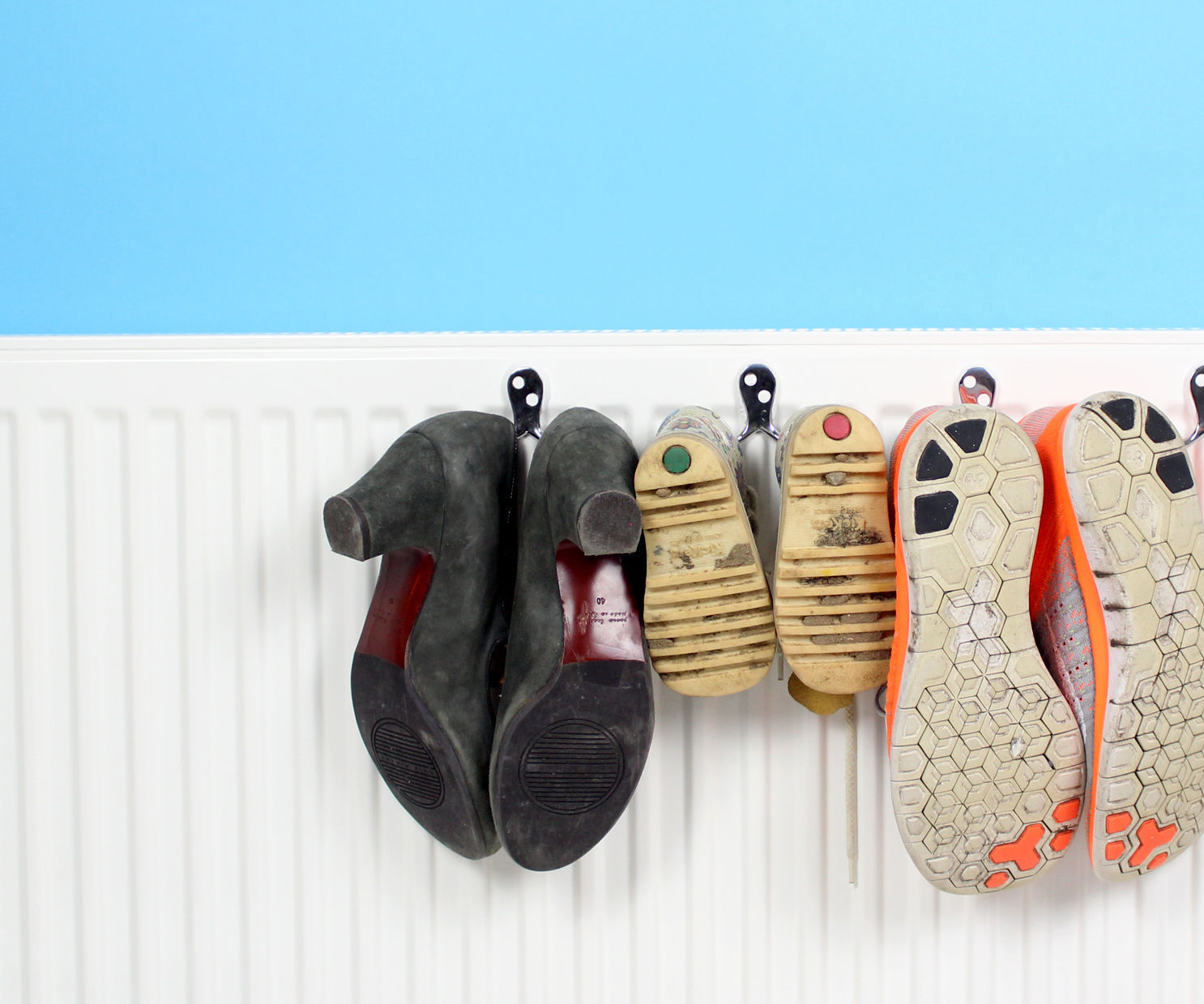 Cosy feet for everyone this Winter