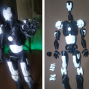 Truly Customizable 3D Printed Iron Man Figure!!