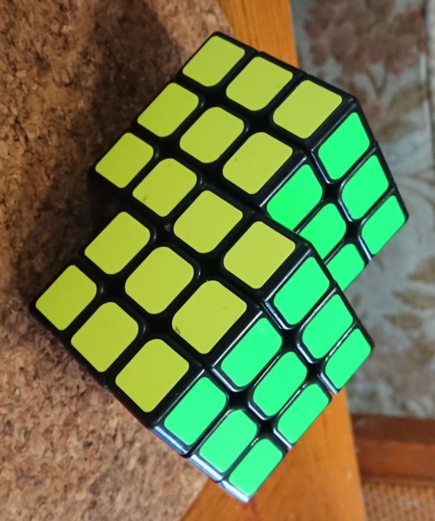 How to Make Your Rubik`s Cube a Lot More Interesting