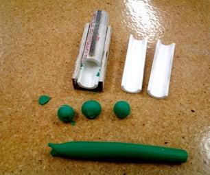 Fast Simple Bead/Boilie (fish Bait)/Slingshot Ammo Roller