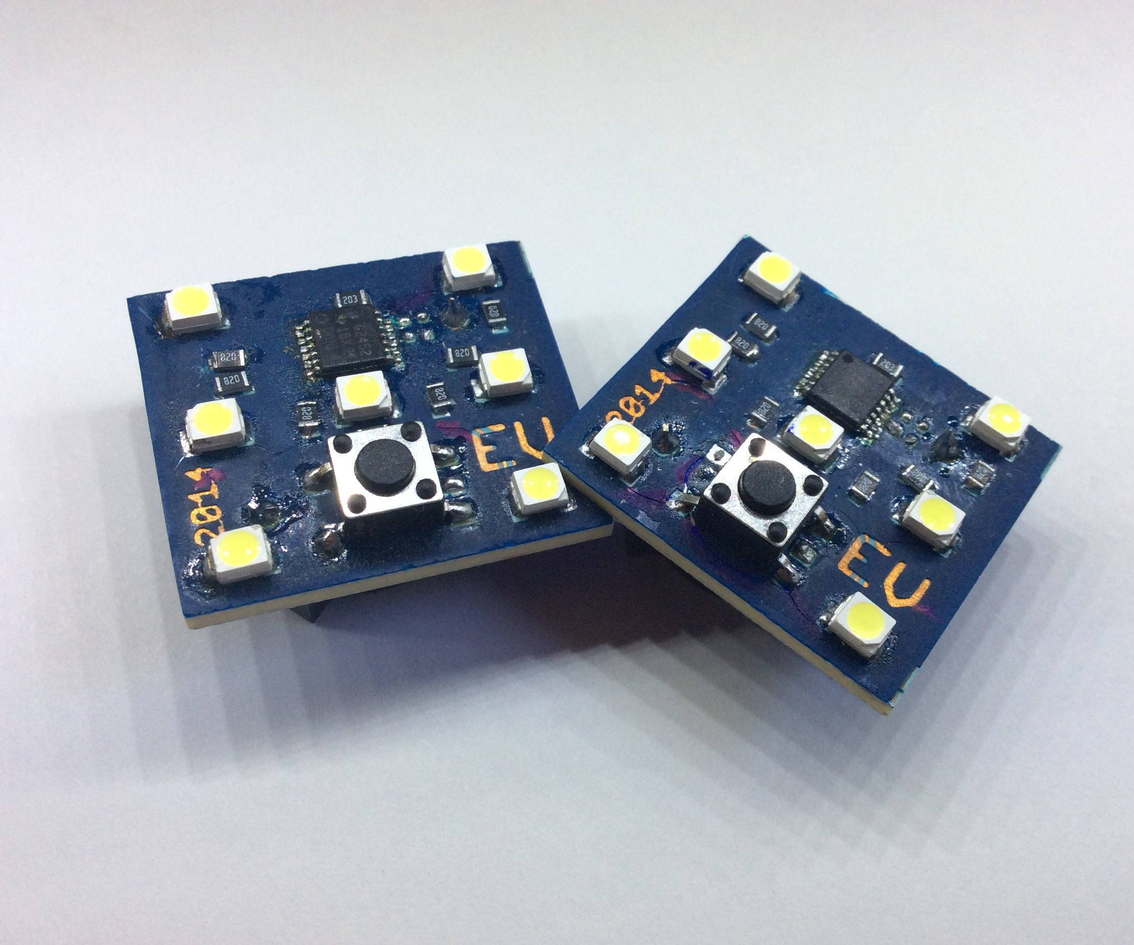TinyDice: Professional PCBs at home