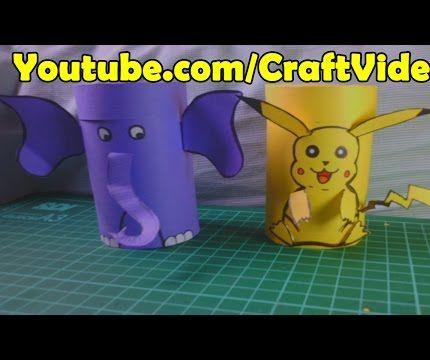 How to make pokemon go Pikachu piggy bank