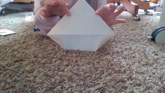 Step 4: Fold Both Sides