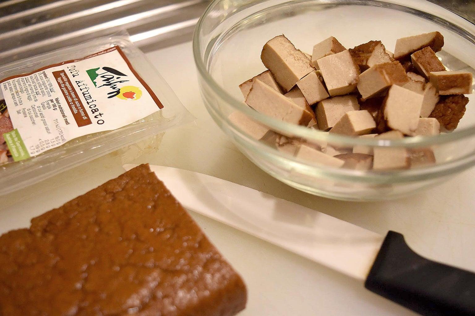 Slice the Tofu
