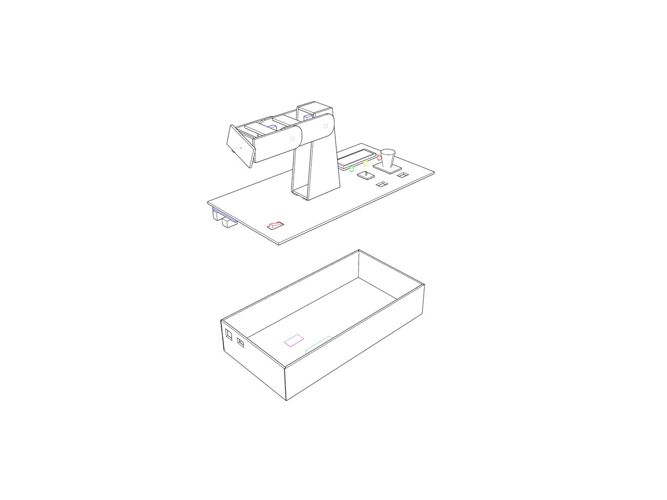Design, Fabrication and Assembly