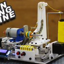DIY Arduino Based Bobbin Winding Machine