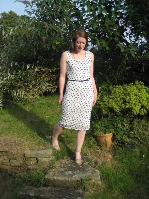 Easy Peasy Jersey Pencil Dress