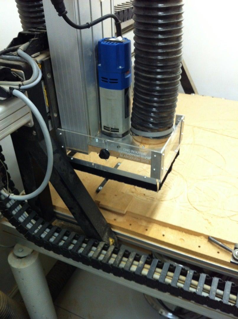 CNC Routing Parts