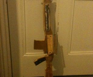 Prop M4 Gun
