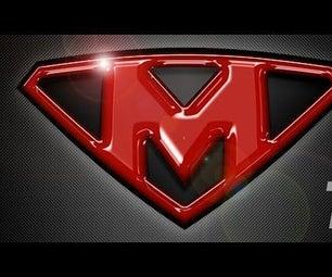 Create a Powerful, Custom, Super Hero Emblem in Photoshop!
