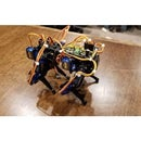 How to Create a Robotic Dog With 9G Servos