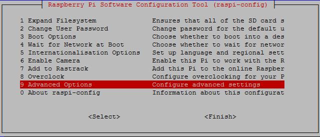 Interfacing of Raspberry Pi & MAX7219 LED Driver