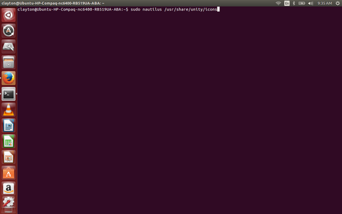 Look for a TARDIS! and Change the Ubuntu Icon