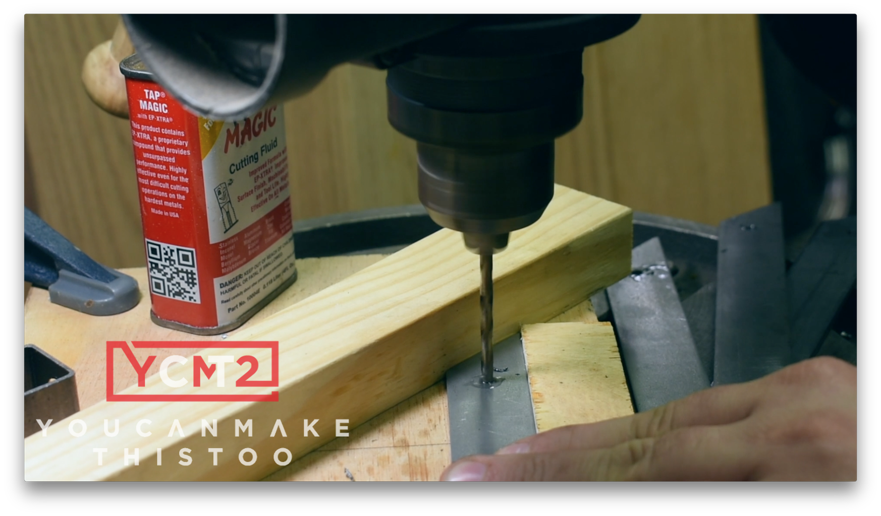 Make the Rear Base to Chair Hardware