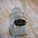 Floo Powder Harry Potter DIY | CassKnowlton
