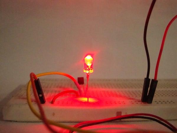 Linkit ONE Dark Detector