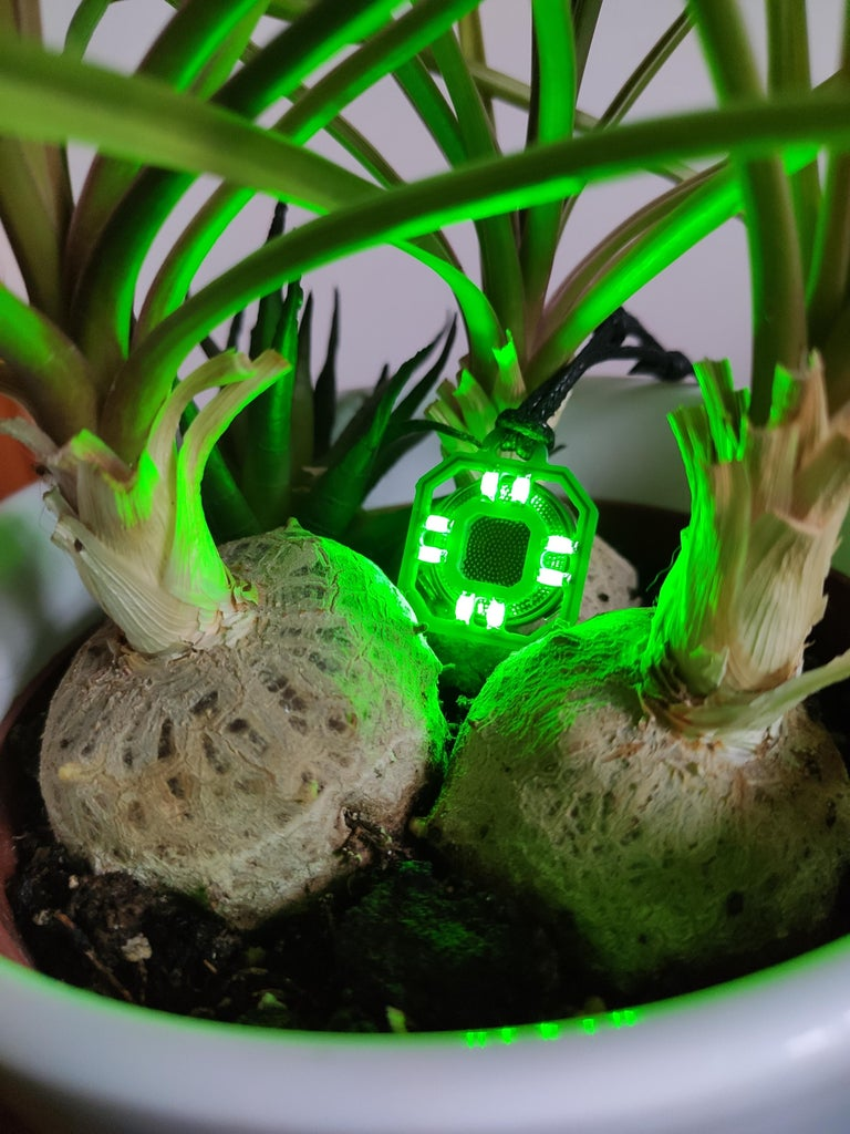 Emerald : Green PCB & Green LED