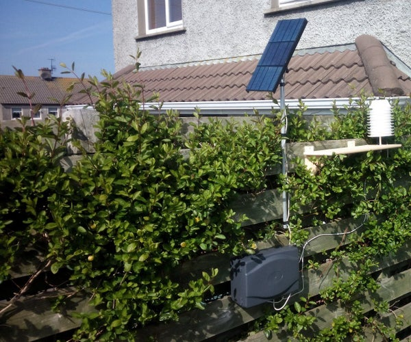 Weather Station Based on Raspberry Pi