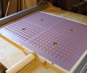 Simple CNC Vacuum Table