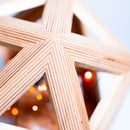 Plywood Icosahedron and the Other 4 Platonic Solids