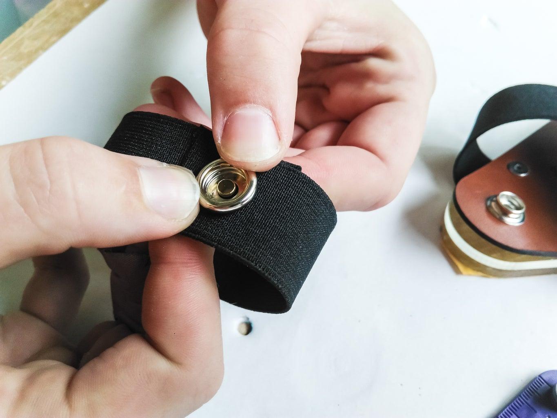 Prepare the Wristband
