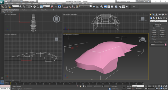 Build Your Canopy Using 3D Modeler