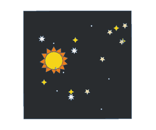 Creating Your Own Constellation in TinkerCad Using Codeblocks