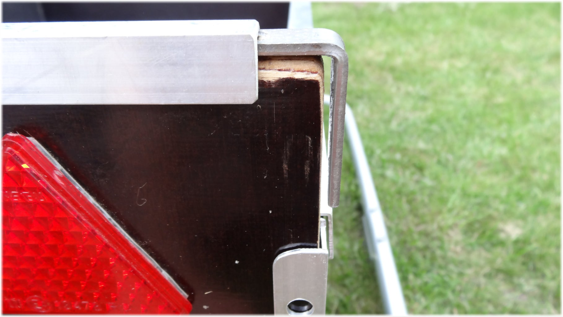 Front Plates: