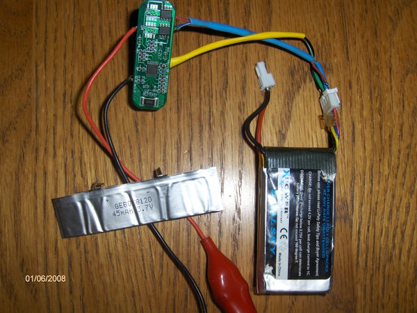 SAFE Recharging of Exotic Batteries, NiMH, LiPO and  Complex Battery Packs or Multiple Cells.