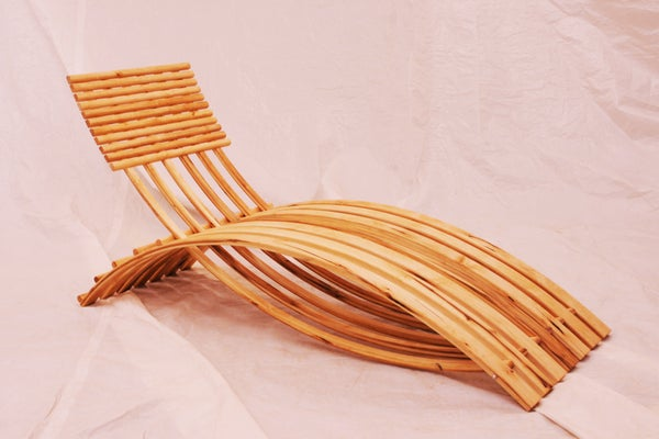 Clementine, Spa Chair by Samuel Bernier