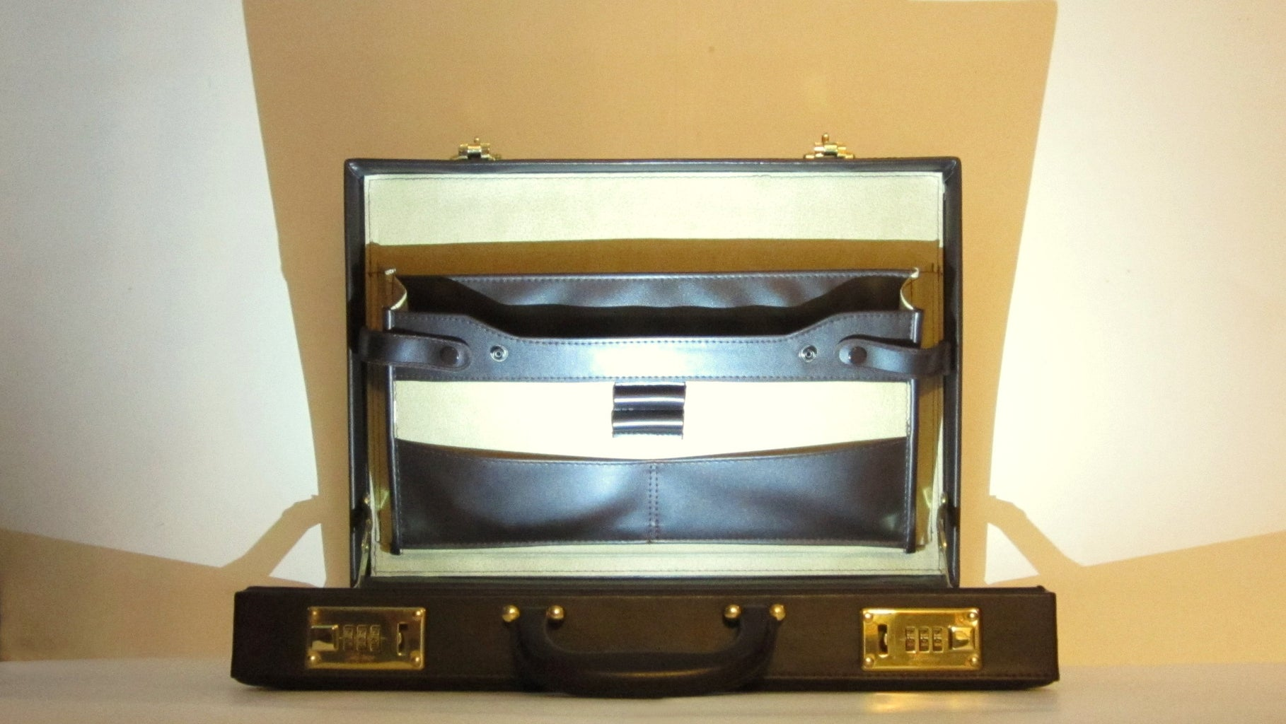 Finished Briefcase