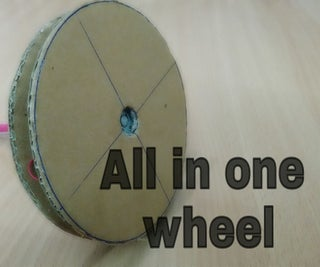 All in One Wheel