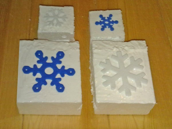 Make Craft Stamps (with Foam)