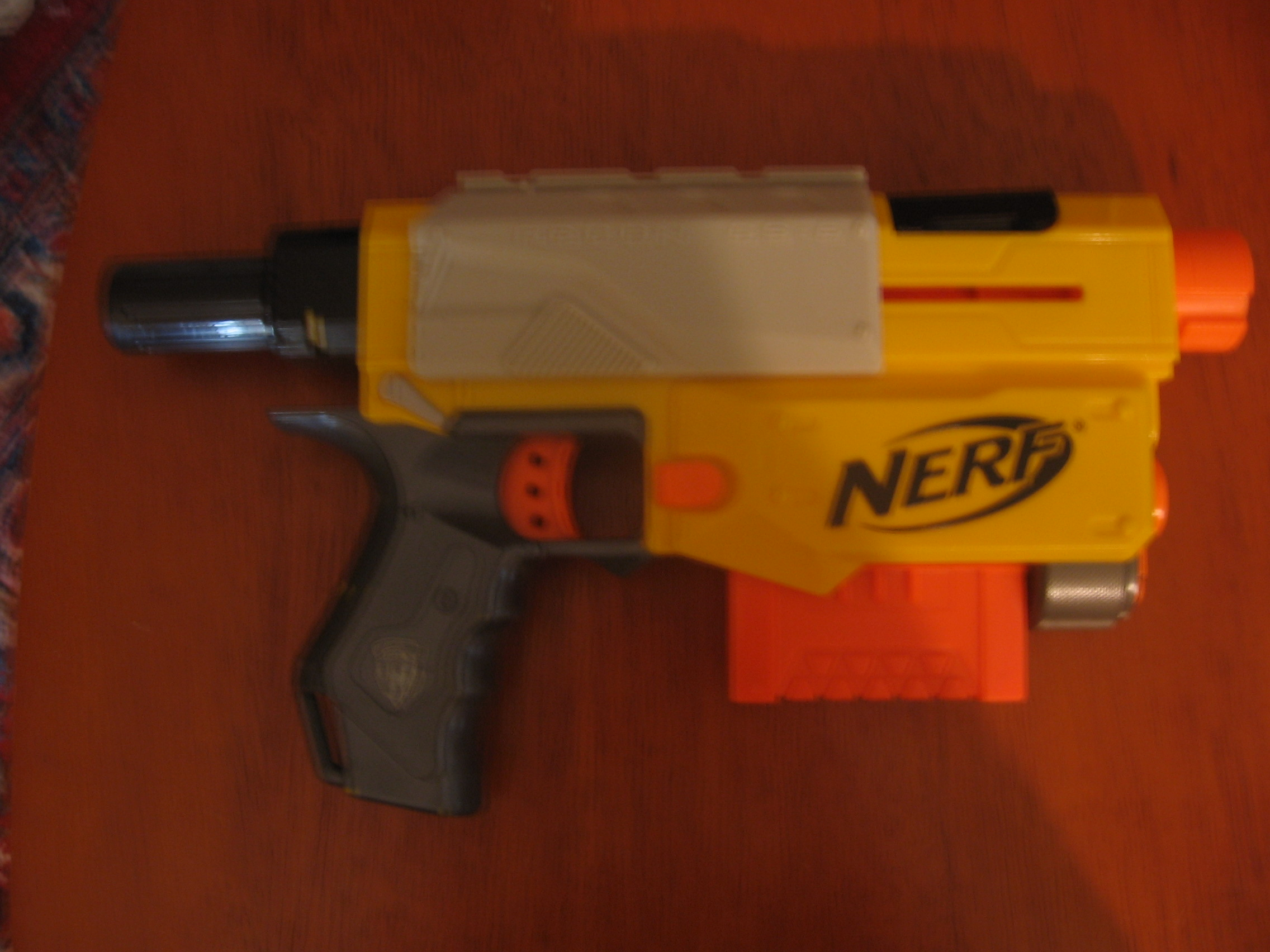 How to make Your NERF Guns smoke after firing