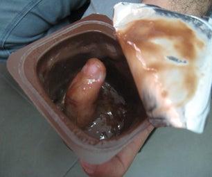 Finger (in) Food Prank