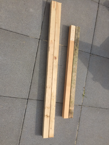 Prepare 4 Stuck of Wood