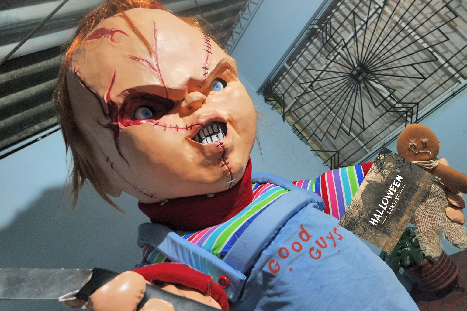 Now You Have Your Own Giant Chucky