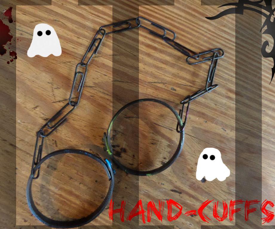 Handcuff--prop