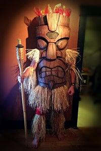 The Tiki Torch