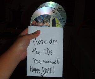 A Good,safe CD Holder.Cheap Also!!