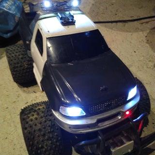 How to Make Arduino Police Lights