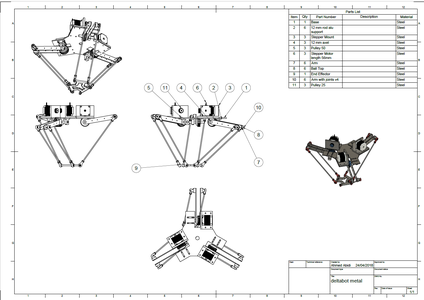 Mechanical Design :