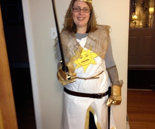 """King Arthur Costume (from """"Monty Python and the Holy Grail"""")"""