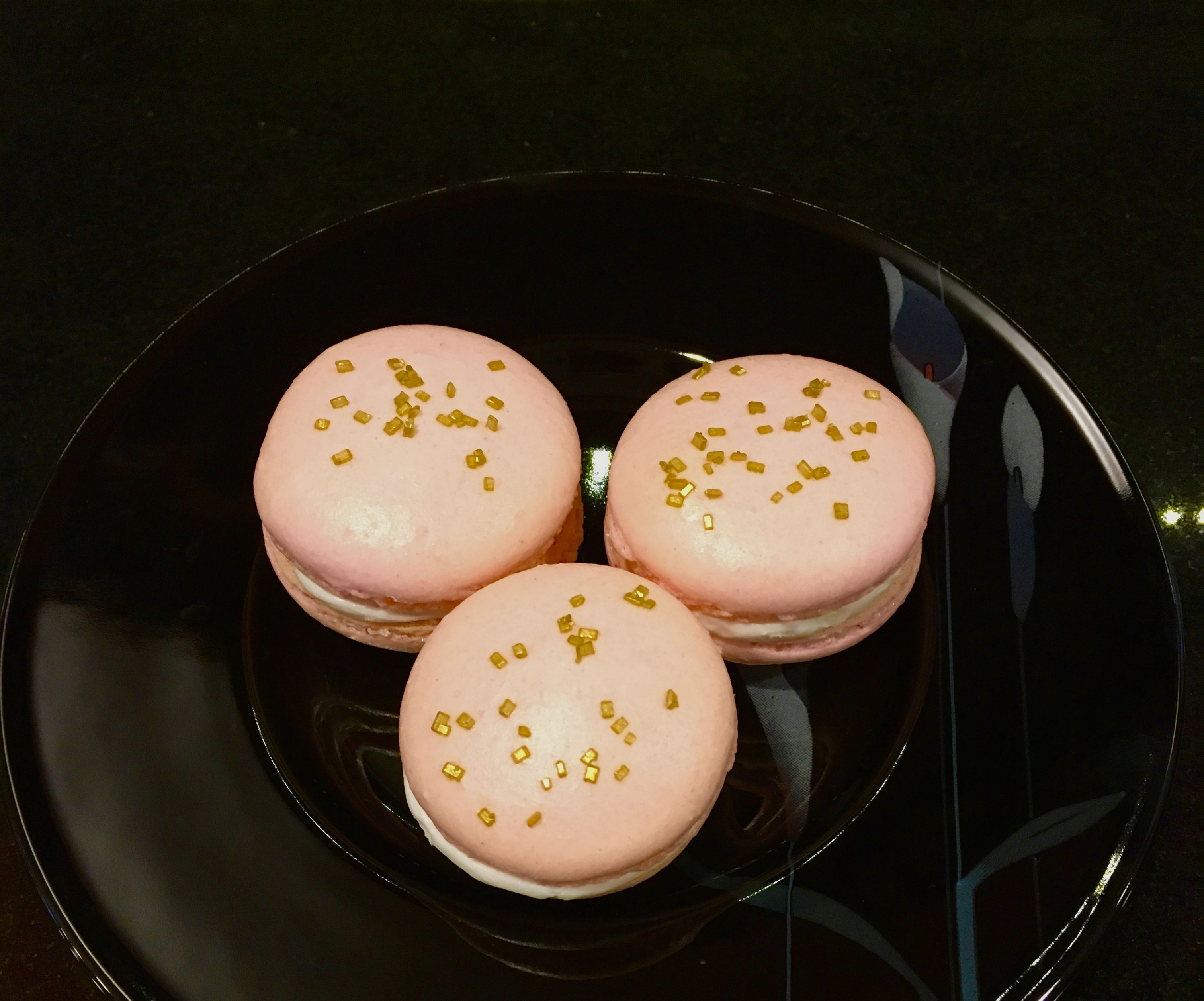 Easy French Macarons